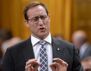 Canada's Justice Minister Peter MacKay